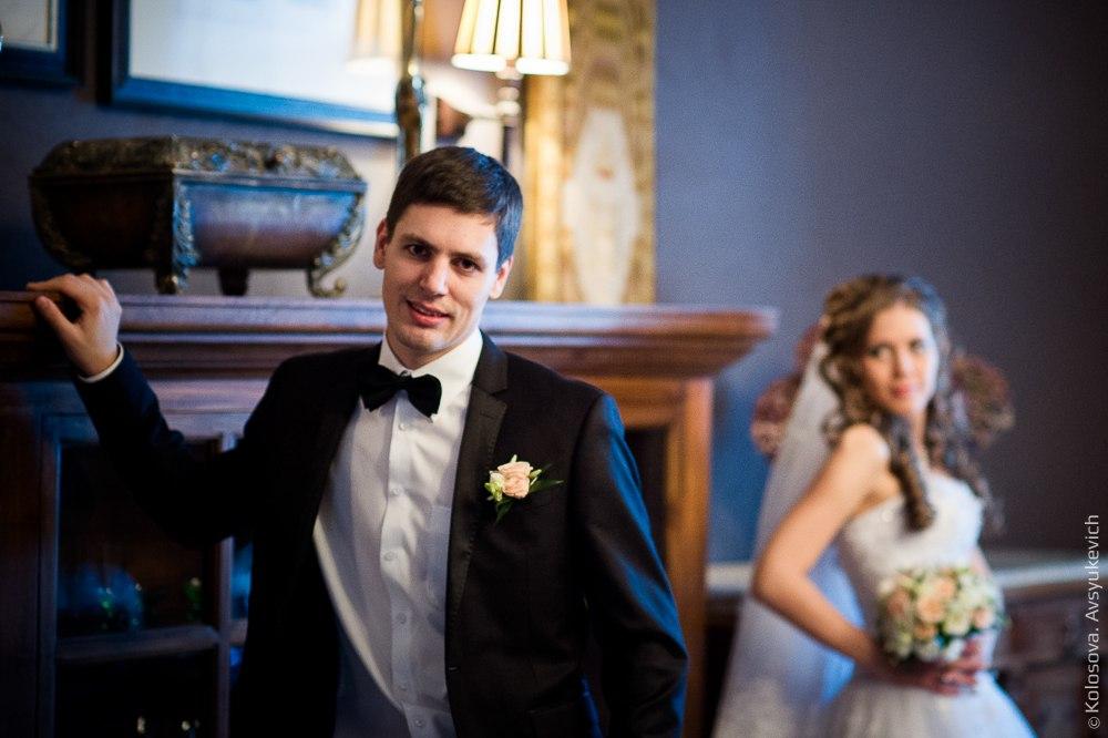 Свадебная прогулка в отеле Бип