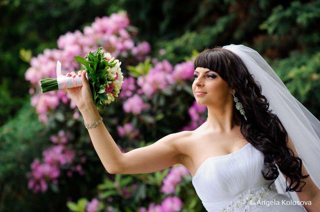 Свадебная история Юлии и Сергея