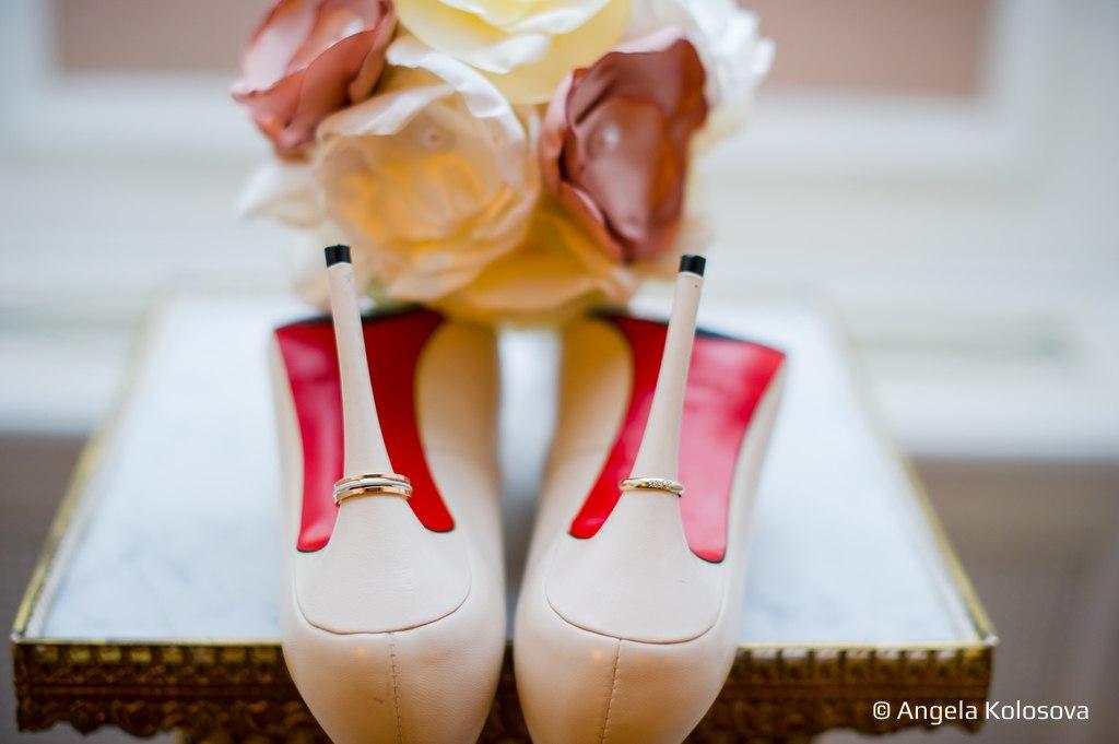 Свадебная прогулка в отеле Талион