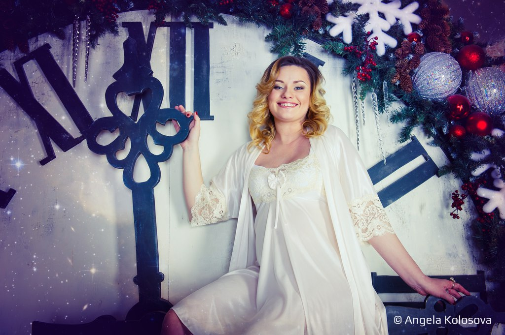 В ожидании чуда Оксана и Геннадий